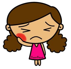 kartun sakit gigi gusi